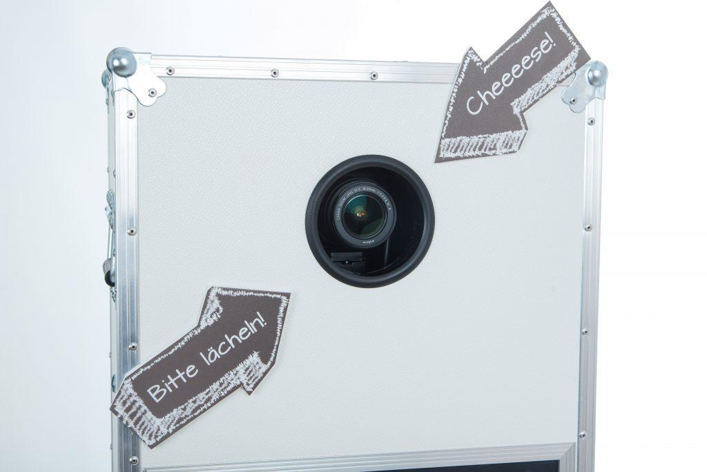 Unsere Fotobox für Wiesbaden