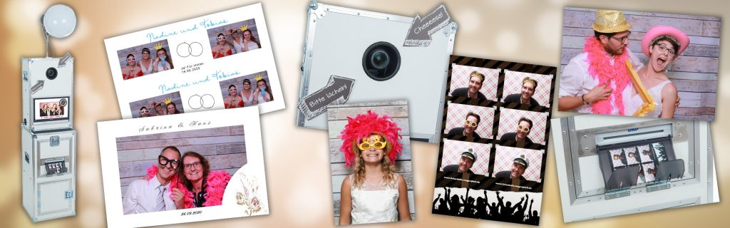 Photobooth-Wiesbaden, Fotobox